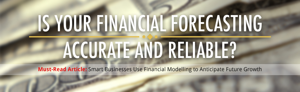 Do you have a financial model?